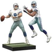 Mcfarlane Toys Nfl Sports Picks Action Figure 2Pack Miles Austin Tony Romo