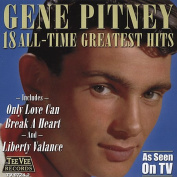 18 All Time Greatest Hits Gene Pitney
