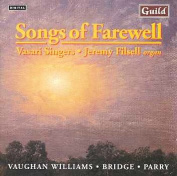 Songs Of Farewell - English Choral Music