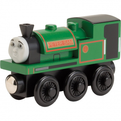 Thomas & Friends Wooden Railway - Peter Sam