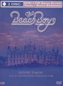 The Beach Boys - Good Timin' Live at Knebworth, England 1980 [Region 1]