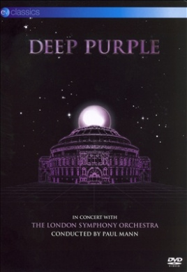 Deep Purple - In Concert with the London Symphony Orchestra Conducted by Paul Mann [Region 1]