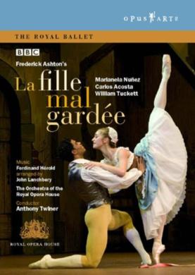 La Fille Mal Gardee: The Royal Ballet (Twiner)