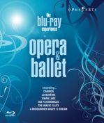 The Blu-ray Experience - Opera and Ballet Highlights [Region 1] [Blu-ray]