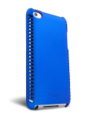 iFrogz Luxe Lean IT4LL-BLU Polycarbonate Case for iPod Touch 4G - Blue