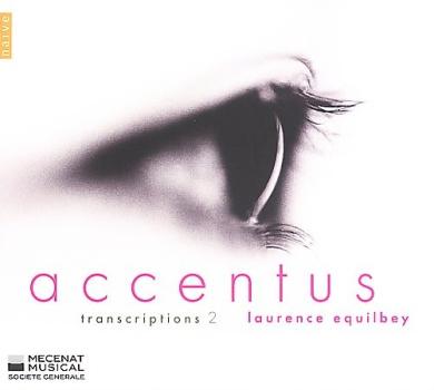 Transcriptions Vol 2 / Equilbey, A¤orga, Accentus, et al