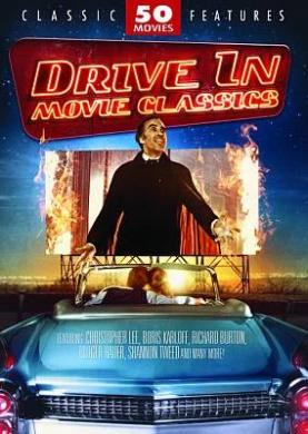 Drive-In Movie Classics 50 Movie Megapack [Region 1]