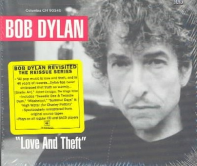 Love and Theft [Remastered] [Digipak]