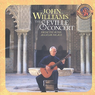John Williams: The Seville Concert from the Royal Alczar Palace