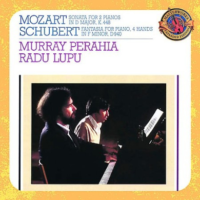 Mozart: Sonata for Two Pianos; Schubert: Fantasia [Expanded Edition]