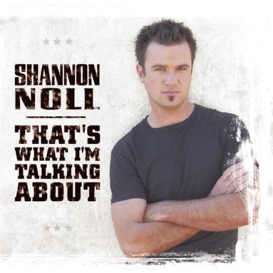 Shannon Noll Thats What Im Talking About