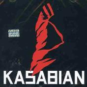 Kasabian (Euro CD)