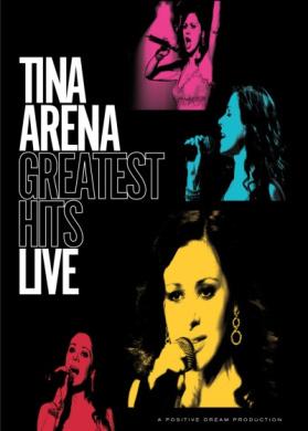 Tina Arena - Greatest Hits: Live (DVD / CD)