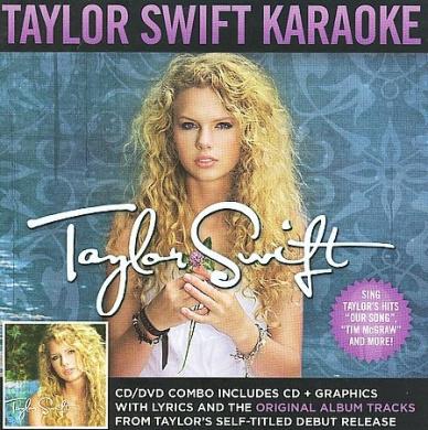 Taylor Swift Karaoke [CD/DVD]