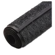 Platinum Series Indoor Wiper Mat, Nylon/Polypropylene, 48 x 72, Gray