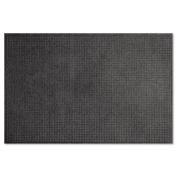 Maco EG040604 EcoGuard Indoor Wiper Mats Rubber 48 x 72 Charcoal