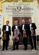 Mozart - Famous String Quartets