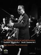 Karl Bohm - Beethoven's Symphony No 7/Dvorak's Symphony No 9 [Region 2]