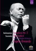 Stravinsky: The Firebird Suite/Rachmaninov [Region 2]