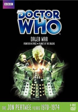Doctor Who: Dalek War/Planet of the Daleks