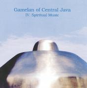 Gamelan of Central Java, Vol. 4