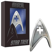 Cosplay - Star Trek - Starfleet Division Badge - Medical Pins Licenced str-0004