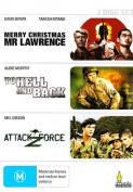 Merry Christmas, Mr. Lawrence / Hell and Back / Attack Force Z [Region 4]