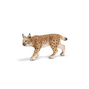 Schleich Female Lynx Toy Figure