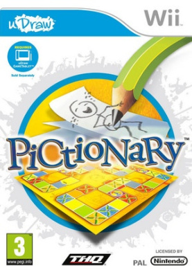 Pictionary (uDraw)