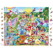 Ravensburger Dream Land - 84 Piece Look & Find Puzzle