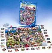 Ravensburger Mystery Garden - Children's Game