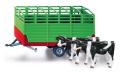 Siku - Farmer - 1:32 Scale Stock Trailer