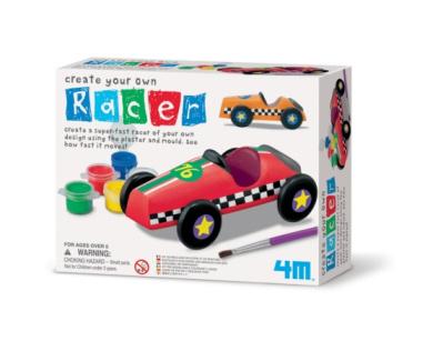 4M - Make A Racer