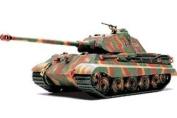 "German King Tiger ""Porsche Turret"" - 1:48 Military - Tamiya"