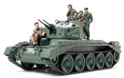 British Crusader MK III Anti Aircraft Tank - 1:48 Military - Tamiya