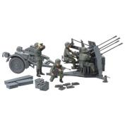 German 20mm Flakvierling 38 - 1:48 Military - Tamiya
