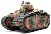 B1 bis German Army - 1:35 Scale Military - Tamiya