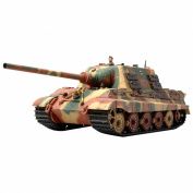 Panzerjager Jagdtiger Sd.Kfz.186 (Early Version) - 1:35 Scale Military - Tamiya