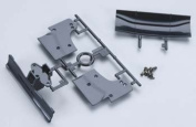H Parts, Rear Wing: F104