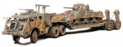 U.S 40 Tonne Tank Transporter - Dragon Waggon - 1:35 Military - Tamiya