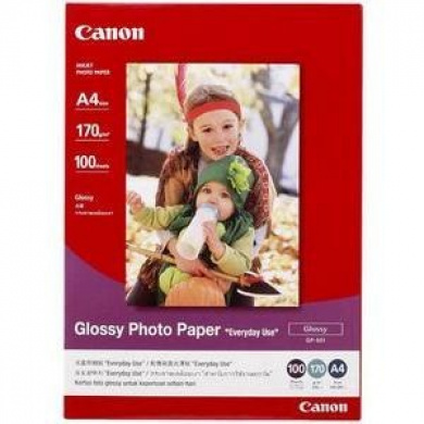 GP501A4 Glossy Photo Paper A4 100 Sheets