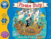 The Original Toy Company 228 - Pirate Ship Floor Puzzle