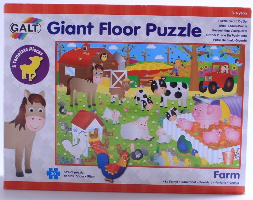 Bbc Cbeebies Kids Childrens Toddlers Giant Alphabet Floor Puzzle 3