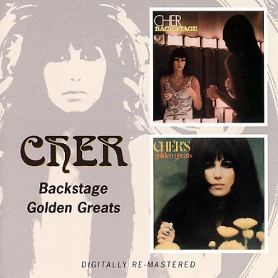 Backstage/The Golden Hits Of Cher *