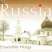 Russia-Balalaikas and Songs