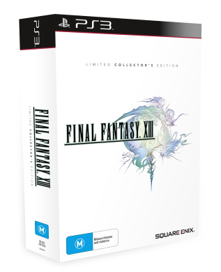 Final Fantasy XIII Collector's Edition [PS3]