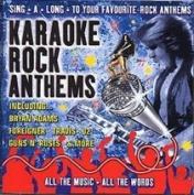 Karaoke Rock Anthems