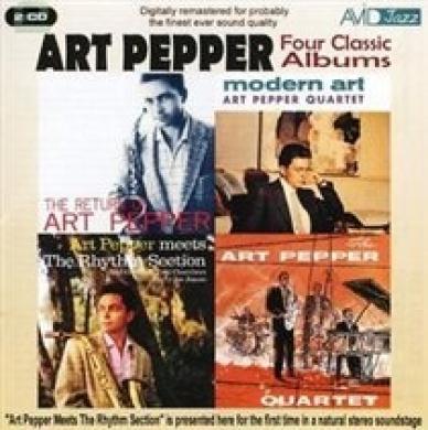 The Return of Art Pepper/Modern Art