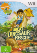 Go Diego Go The Great Dinosaur Rescue