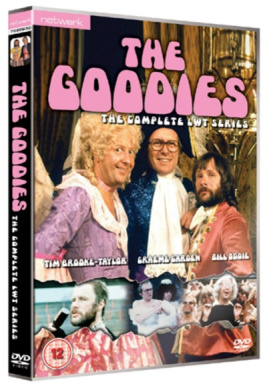 The Goodies: The Complete LWT Series